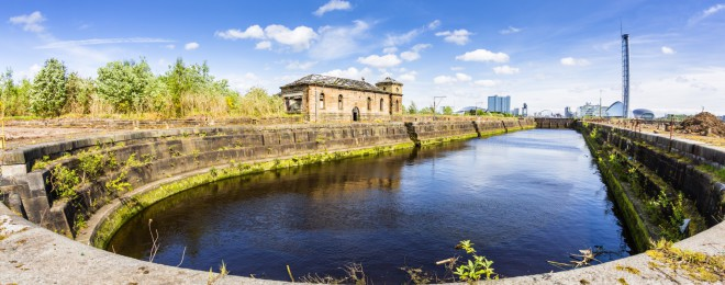 glasgow graving docks